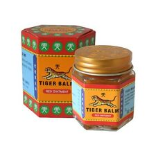 TIGER BALM RED 18g - Relief of Muscular Aches Pain Sprains Ointment