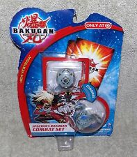 BAKUGAN BATTLE BRAWLERS NEW VESTROIA SPECTRA'S BAKUGAN COMBAT SET TARGET