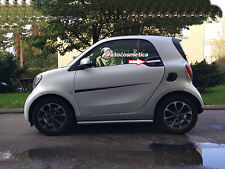 Mercedes Smart ab 2015 Türgriffe Blenden 2 tlg Abs Chrom cover Handle Chrome
