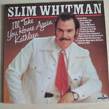 SLIM WHITMAN - I'll Take you Home again Kathleen (Vinyl Album)