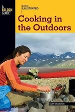 Basic Illustrated Cooking in the Outdoors (Basic Illustrated Series)-ExLibrary