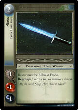 LOTR TCG T&D TREACHERY DECEIT STING ELVEN LONG KNIFE 18R113 NM/M Top Shelf Card