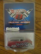 2013 Hot Wheels 13th Collectors Nationals Indy Indianapolis '55 Chevy Panel
