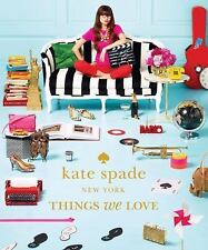 Kate Spade New York: Things We Love - Twenty Years of Inspiration, Int-ExLibrary