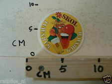 STICKER,DECAL SKOL BIER KARNAVAL A