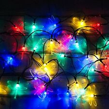 SPV Light 50 multi-colour LED dragonfly solar powered fairy light/string light
