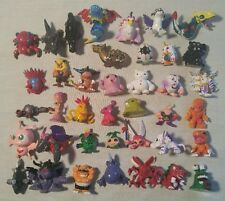 "Lot of 39 Digimon ? PVC MINI FIGURES / GASHAPONS - 1"" - 2"" - US SELLER #L1"