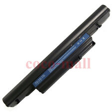 9Cell Battery For Acer Aspire 3820 4553 4745G 4820 AS10B31 BT.00604.048 6600mAh