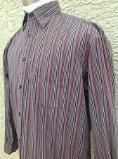 Awesome Faconnable Men's Multi-Color  Shirt Medium  D87
