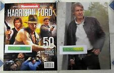 HARRISON FORD Newsweek Special Edition 98 Pages STAR WARS Indiana Jones FUGITIVE