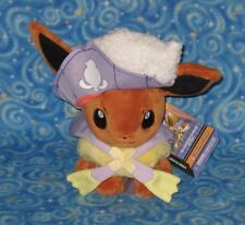 Eevee Halloween Circus Poke Doll Plush Toy Pokemon Center USA NwTs from 2016