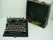 Antique 1928 Remington Model A Portable Vintage Typewriter