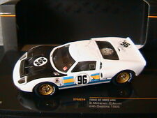 FORD GT MKII #96 24 HOURS DAYTONA 1966 MCLAREN AMON IXO GTM074 1/43 RHD RIGHT