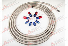 Stainless Racing Performance Automatic Transmission Cooler Line Kit BSH-66441