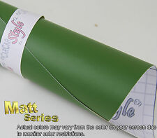 【MATT】Vehicle Wrap Vinyl Film 1m(39.4in) x 0.75m(29.5in) Air/bubble Free Sticker
