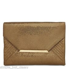 MIMCO Mesh ORIGAMI LARGE Clutch Envelope  / Evening  Hand Bag, BNWT, RRP $299