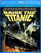 Raise the Titanic [2 Discs] [Blu-ray/DVD] (2014, REGION A Blu-ray New)