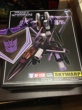 Transformers Takara Masterpiece MP-11SW Skywarp With Coin NEW IN UK