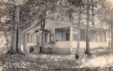 Sextons Mill Lake Cabin Scenic View Real Photo Postcard J60556
