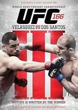 UFC 166: Velaquez vs. Dos Santos New DVD
