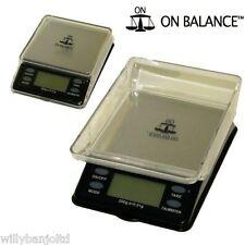 On Balance Mini Table Top Scale - MTT-200 - 200g X 0.01g