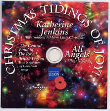 KATHERINE JENKINS Have Yourself A Merry Little Christmas UK promo CD
