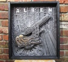 ALIEN   Sculpture   Modern Art   Wall art   Giger   Rigley Scott   space Jockey