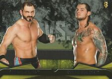 Austin Aries VS Baron Corbin Rivalries WWE Then Now Forever 2016 Trading Card #9