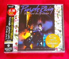 Prince Purple Rain JAPAN SHM CD WPCR-13273