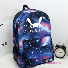 BAP B.A.P YONGGUK HIMCHAN ZELO BAG BACKPACK SCHOOLBAG BLUE KPOP NEW