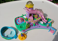 POLLY POCKET Bluebird 1996 - FETE FORRAINE Fun Fair vintage + 1 perso
