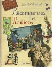 RECOMPENSES ET PUNITIONS - J.P. GOUREVITCH - DE BOREE  - NEUF