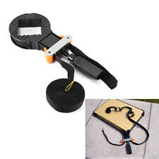 Ratchet Corner Clamp Band Strap 4 Jaws Picture Frame Holder Woodworking Drawer