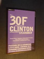 CPM Pour 30 F seulement venez voir Clinton et d'autres célébrités s'exhiber ....