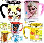 Licensed Disney Insulated Thermos Stainless Steel Mug Coffee Tea Travel Cup 16oz