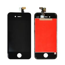 For Apple iPhone 4S Black  Replacement LCD Touch Screen Digitizer