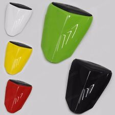 5 Different Style Pillion Rear Seat Cover Cowl ABS for Kawasaki ZX6R 2009-2015