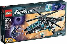 LEGO Ultra Agents Ultracopter vs Antimatter (#70170)(Retired 2015)(Rare)(NEW)