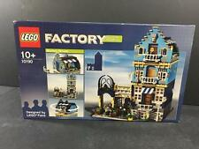 Lego 10190 Market Street -Factory: Building Your Way- Retired -Rare- Sealed Box