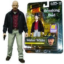 Breaking Bad Walter White Heisenberg PX Red Shirt Exclusive Action Figur Mezco