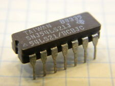 SNJ54LS21J integrated circuit  circuito integrato IC