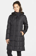 NEW THE NORTH FACE WOMEN'S Black 'Metropolis' Parka Size L