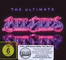 Bee Gees - The Ultimate Bee Gees (cd+dvd) NEW
