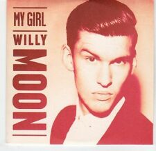 (EA833) Willy Moon, My Girl - 2013 DJ CD
