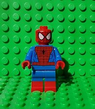 LEGO SUPERHEROES - Spiderman Minifigure - Split From 76037