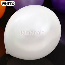 25, 50, 75, 100 PCS Birthday Wedding Baby Shower Party Pearl Latex Balloons 12""