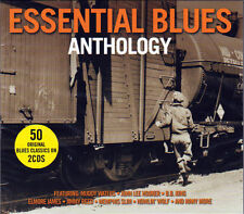 ESSENTIAL BLUES ANTHOLOGY (NEW SEALED 2CD)
