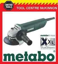 """METABO W72-100 SLIMLINE 4"""" / 100mm 720W ANGLE GRINDER"""