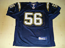 Shawne Merriman San Diego Chargers stitched nfl football jersey size 54