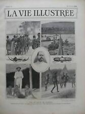 LA VIE ILLUSTREE 1898 N 2 SUR LA ROUTE DE FASHODA